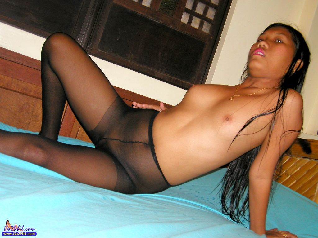 Filipina pantyhose